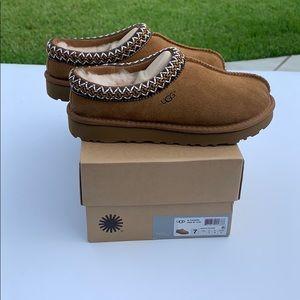 UGG Tasman Slippers In Chestnut Women Size 7